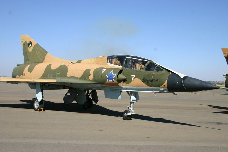 South African Air Force Dassault Mirage III