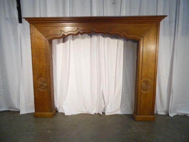 fireplace transition 19th century - Cheminées - Cheminées et décorations - Nord Antique