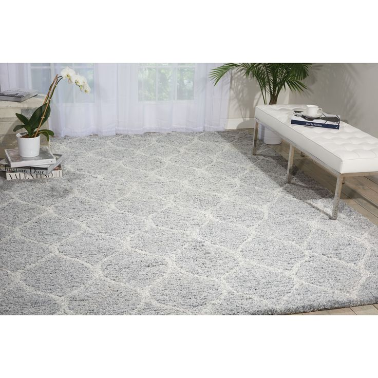 Nourison Galway Light Shag Area Rug