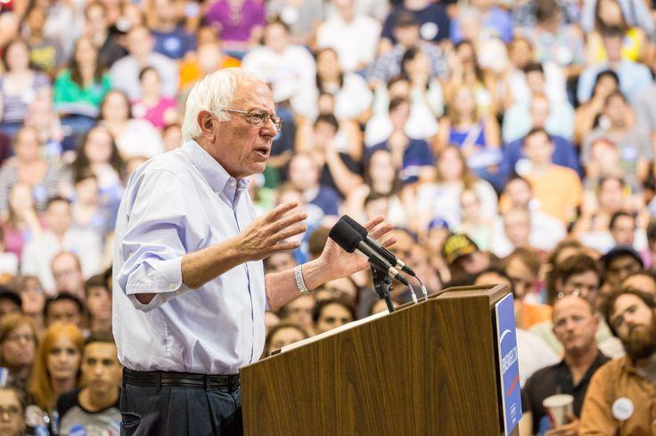 Bernie Sanders' Southern Strategy