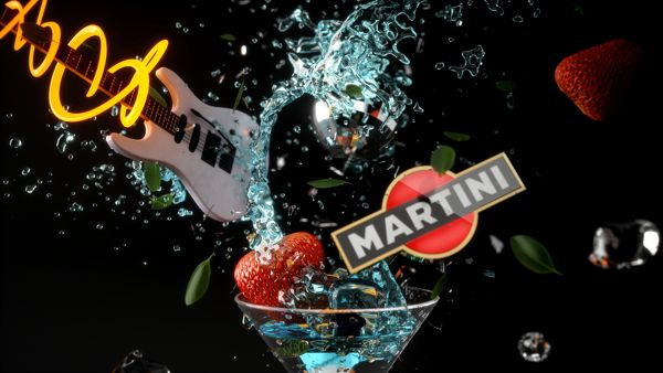 MARTINI (tender) by Dmitry Gelishvili, via Behance