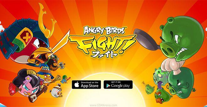 لعبة Angry Birds Fight! v 2.4.2 مهكرة للاندرويد [اخر اصدار