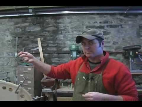 Nick Offerman building a canoe. I am unashamed to say that I have watched this video multiple times. It calms me down.