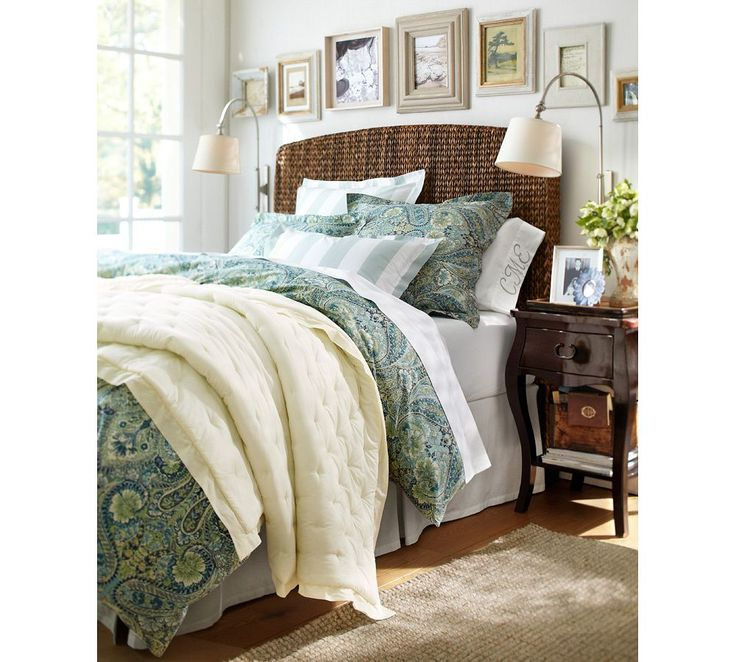 Good Pottery Barn Seagrass Headboard On Seagrass Bed Headboard Md Guest Room Pinterest