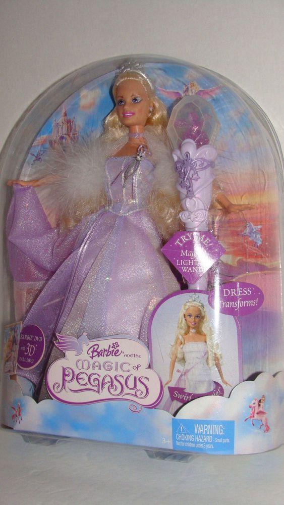 Barbie And The Magic Of Pegasus Toys 75