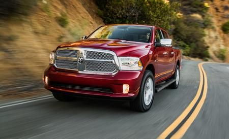 2014 Ram 1500 EcoDiesel V-6 - First Drive Review
