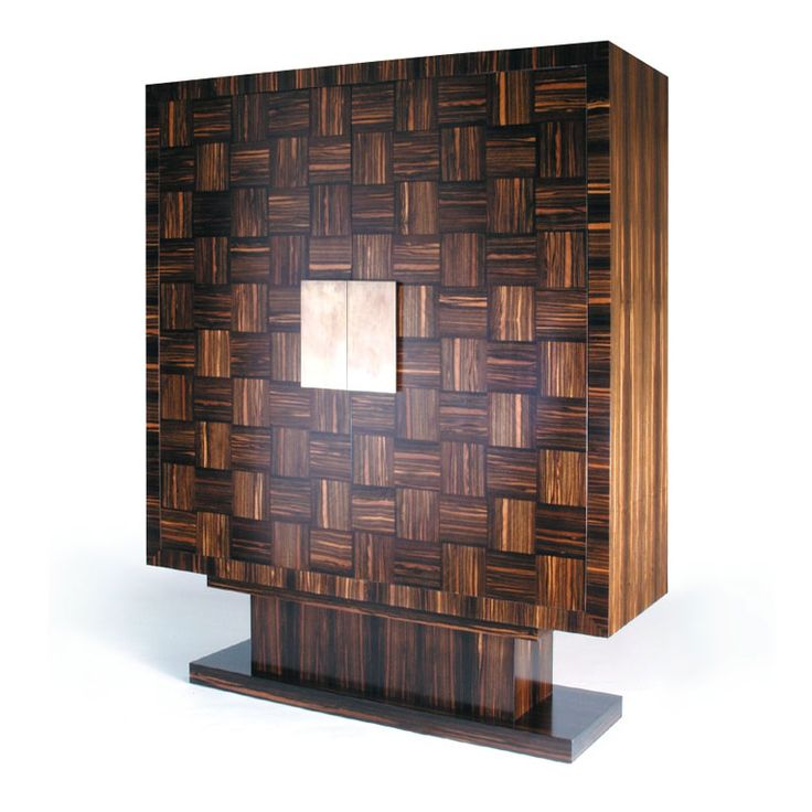 Macassar Ebony Art Deco Cabinet By Anton Gerner   Bespoke Contemporary  Furniture Melbourne