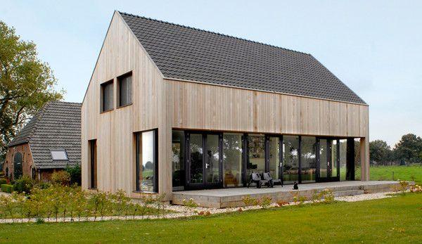 Netherlands Inspired Self Build