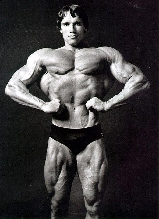 Think, Arnold schwarzenegger naked body
