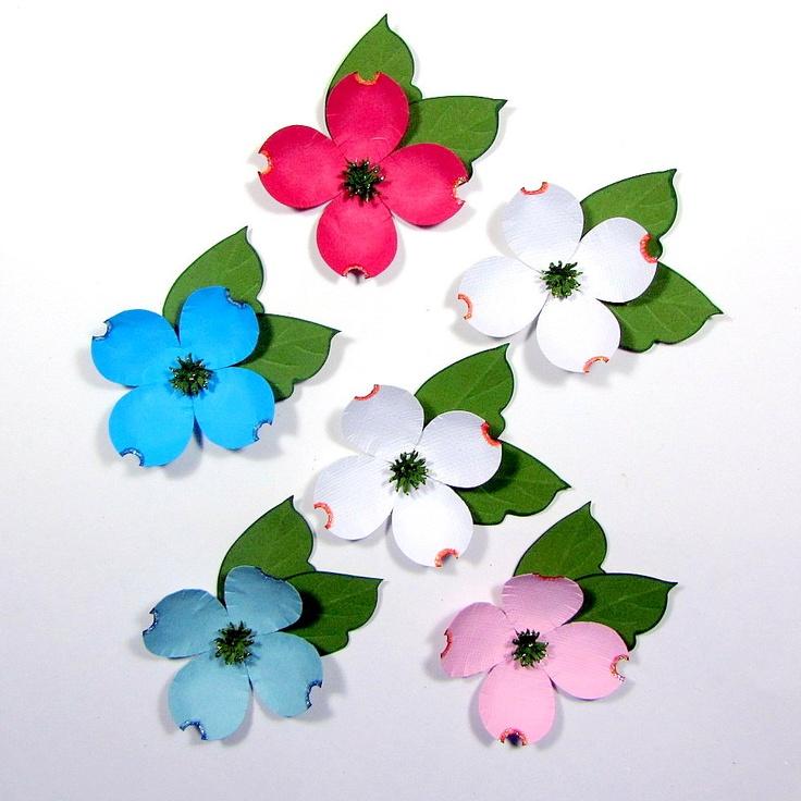 Dogwood Flowers - Scrapbook.com