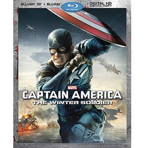 Captain America: The Winter Soldier (3D Blu-ray + Blu-ray + Digital HD) (Widescreen)