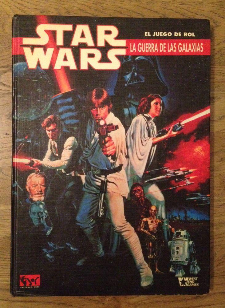 Star Wars - Juego de Rol La Guerra de las Galaxias - Internacional