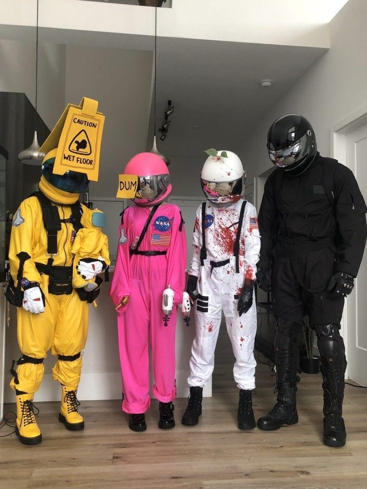 Among us in 2020 Halloween costumes, Us halloween
