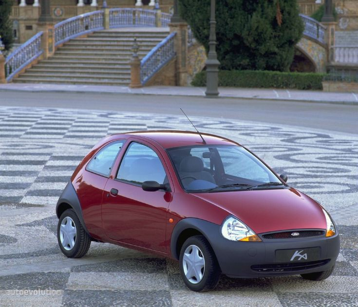 FORD Ka (1997 - 2008) Photo Gallery - Image #1/7