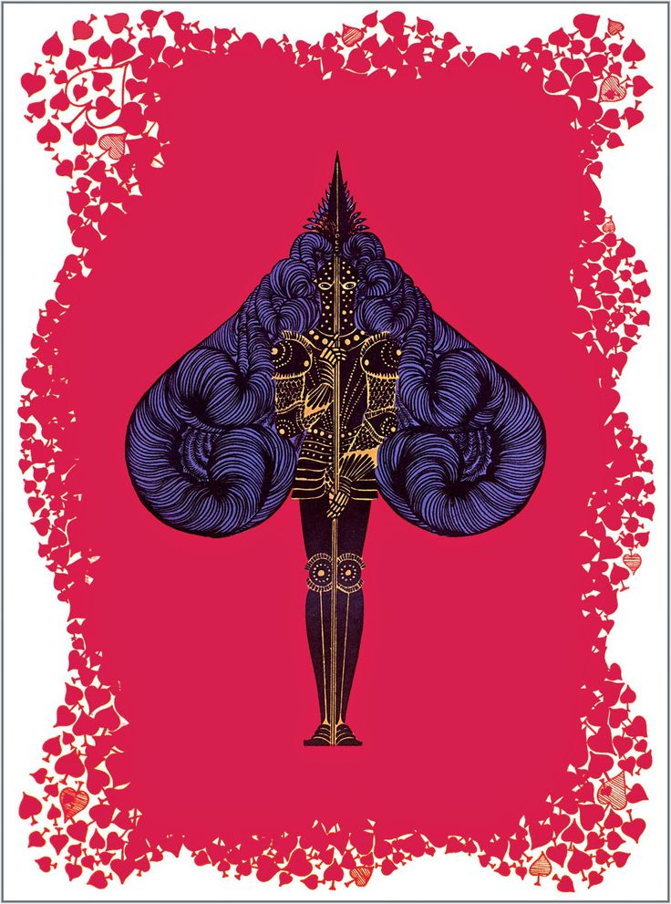 Erté: Art Deco Master Of Graphic Art And Illustration