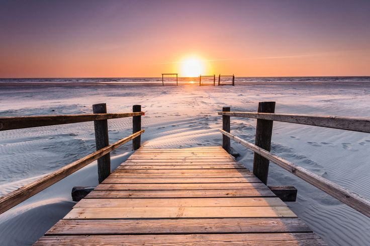 St. Peter Ording Sunset