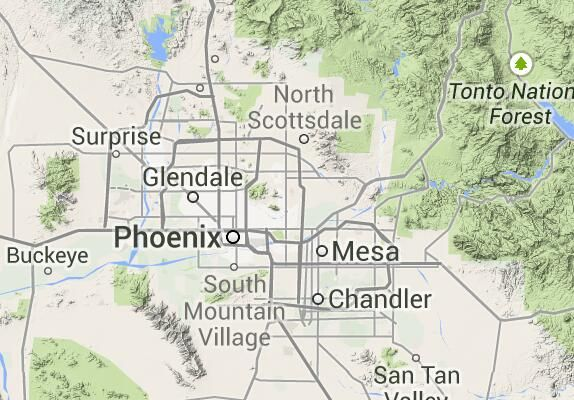Hiking near Phoenix - Best Hikes, Guides, and Trail Maps | EveryTrail