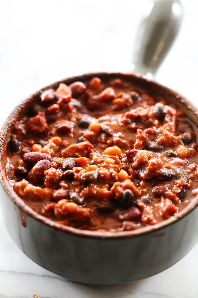 Dad S Hearty Smokey Steak Chili Chef In Training Recipe Cooking Light Recipes Cooking Recipes Healthy Cooking Pork Roast