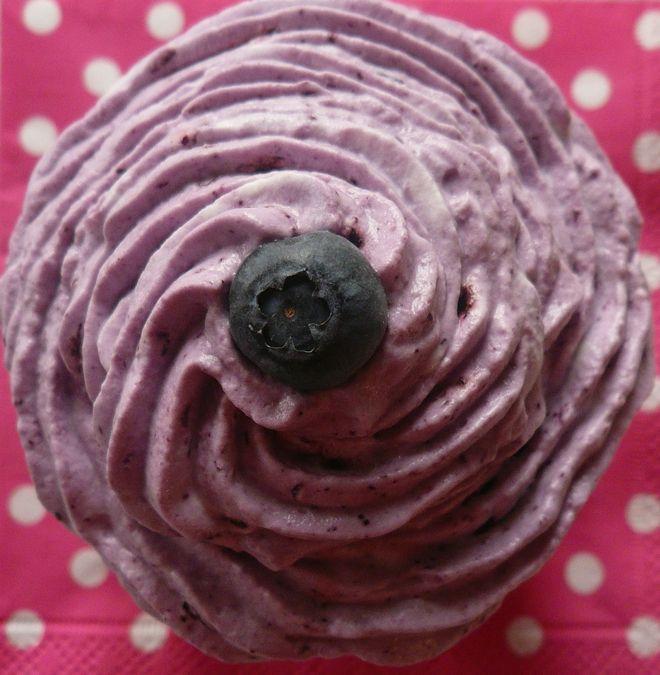 Recette Bowl Cake Myrtille