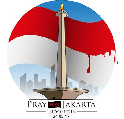 Jatmika: Pray for Jakarta