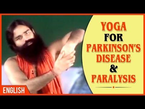 Yoga for Parkinson's Disease & Paralysis | Baba Ramdev Yoga | English