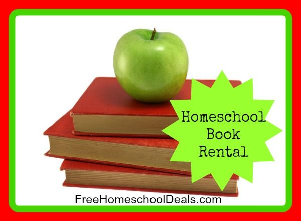 Homeschool Book Rental: Another resourceful way to cut homeschool expenses is through homeschool book rental. This is a service that I recently learned about. A quick introduction to homeschool book rental from Yellow House Book Rental.