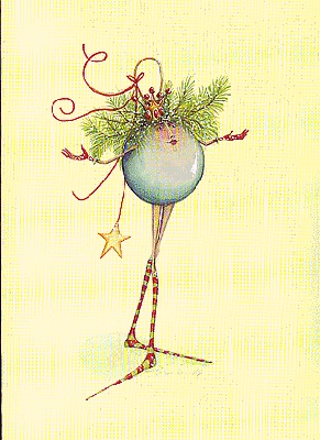Patience Brewster Christmas Cards