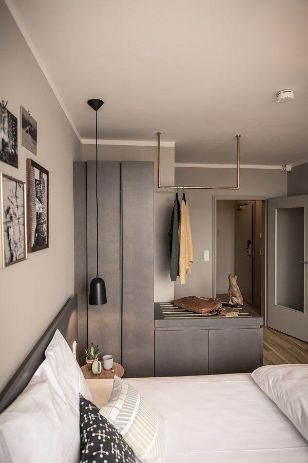 Modern Hotel Room Design Bold Hotels Schlafzimmer Einrichten