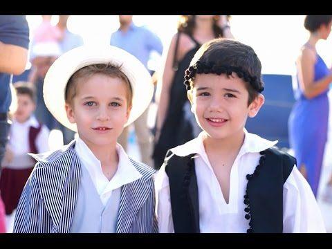 31.07.2014 | Καλοκαιρινή Γιορτή 2014 - Ταξίδι στα Νησιά της Ελλάδας - Παιδικός Σταθμός - Ιδ. Νηπιαγωγείο Πάτρα