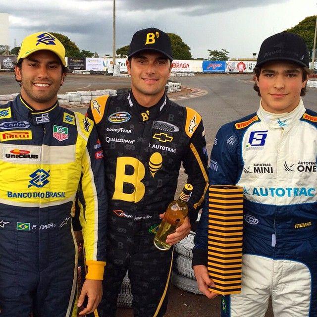 #TeamNasr Nasr & piquet brothers