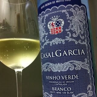 "This Portuguese ""Green Wine"", Casal Garcia Vinho Verde is named after the land where the first grapes of this wine came from. Description from pinterest.com. I searched for this on bing.com/images"