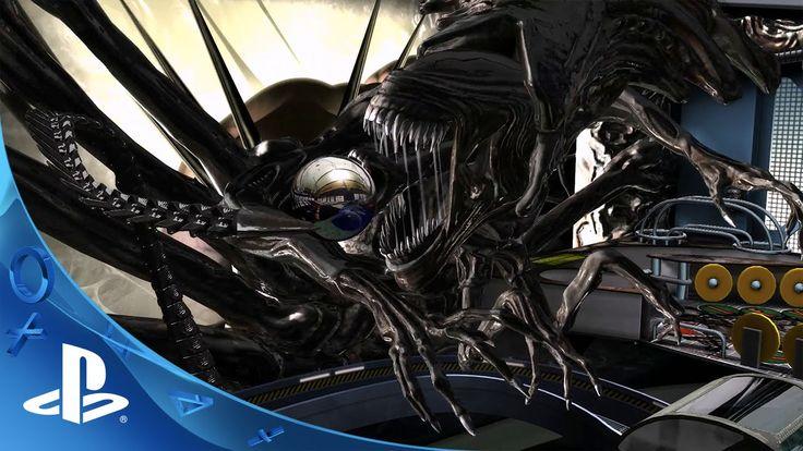 Aliens vs. Pinball: Aliens Pinball Trailer | PS4, PS3, PS Vita