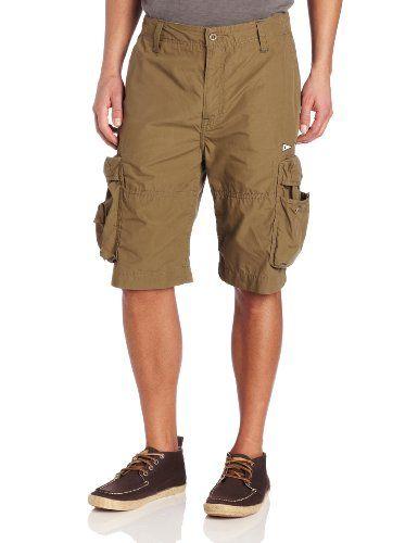 Nautica Men`s Sail Cloth Cargo Short