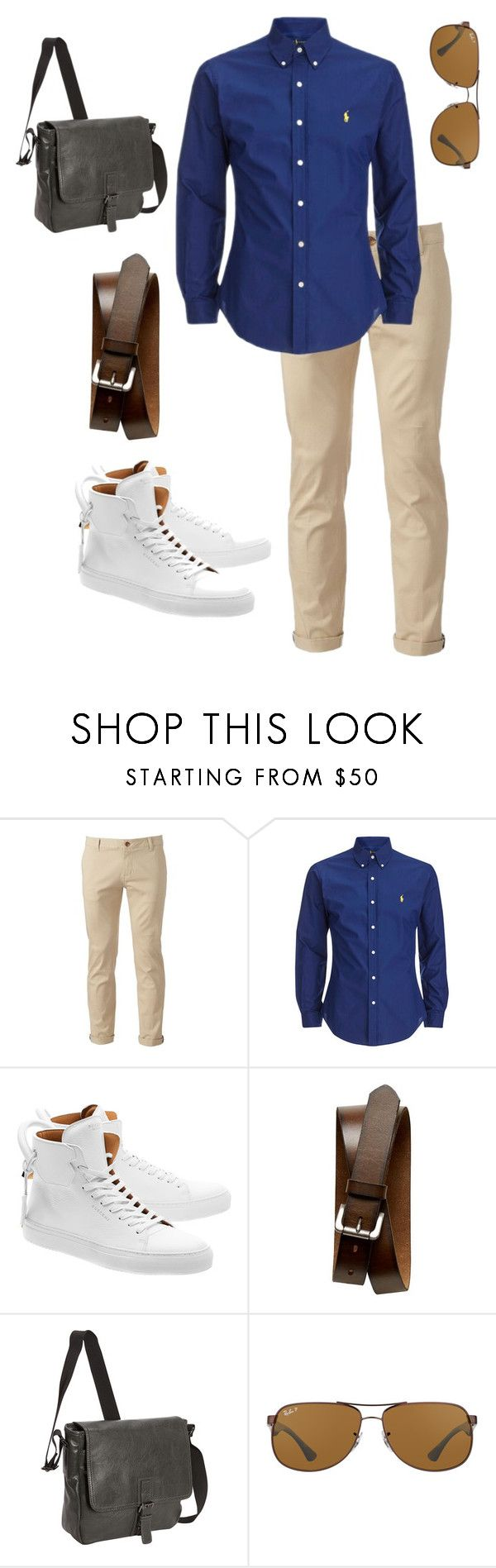 """Laza"" by balog-viki on Polyvore featuring Chor, BUSCEMI, Banana Republic, Kenneth Cole Reaction, Ray-Ban, men's fashion and menswear"