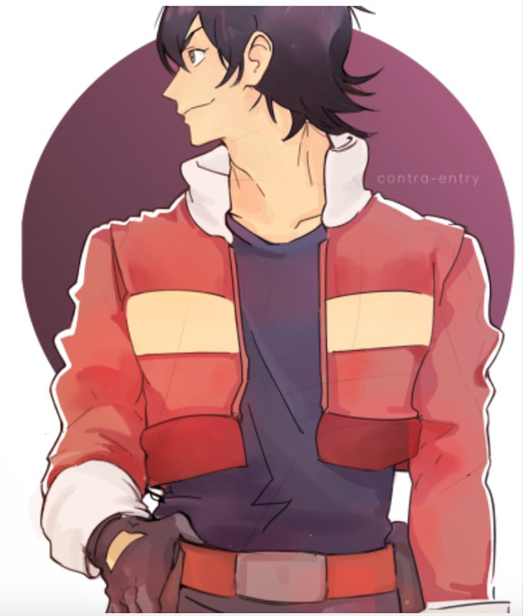 Keith from Voltron Legendary Defender (With images