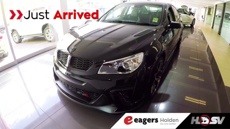 Just Arrived HSV GTSR - Eagers Holden http://www.eagersholden.com.au http://www.eagershsv.com.au