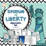Statue of Liberty 48 pages Statue of Liberty – Information Text This pack has been updated and now includes 48 pages Each section has detailed instructions KWHL on Statue of Liberty.