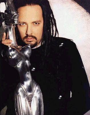 Jonathon Davis from Korn