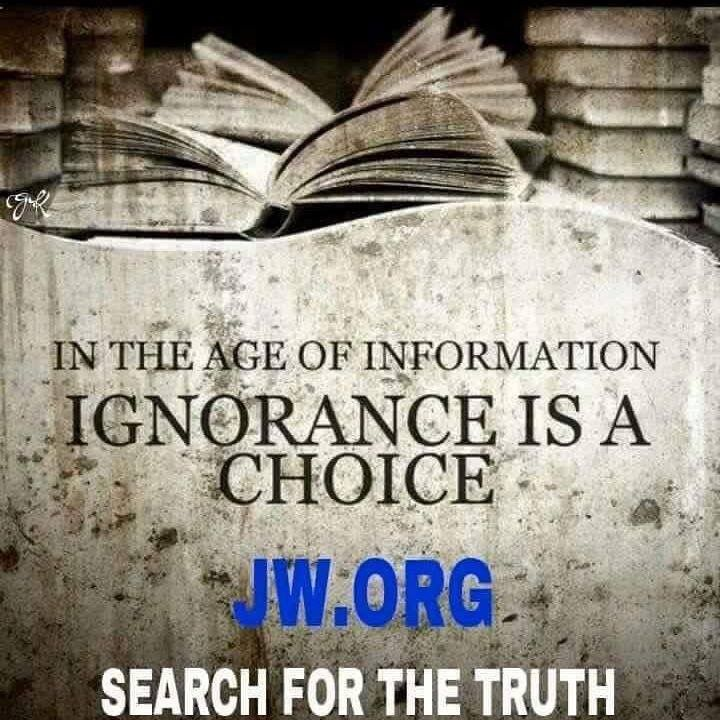 So True as the Bible said in the last days a True Knowledge would rove about