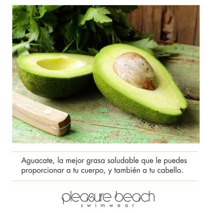 avocado, healthy fat the better you can give your body and also your hair #aguacate #avocado #salud #health #summerdays #beachwear