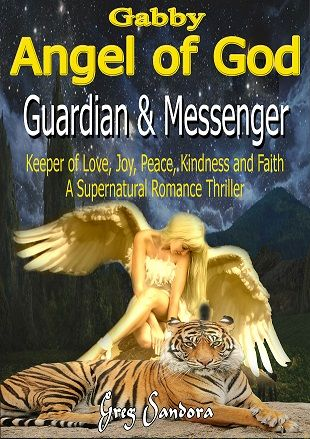 Gabby, Angel of God is a Supernatural Romance Thriller that feels like falling in love again!