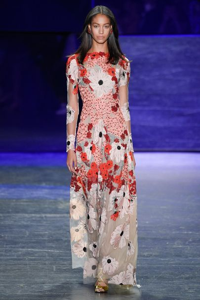 Naeem Khan New York Spring/Summer 2017 Ready-To-Wear Collection | British Vogue