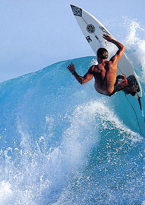 Learn to Surf with 3x Word Champion Andy Irons - Aventrix