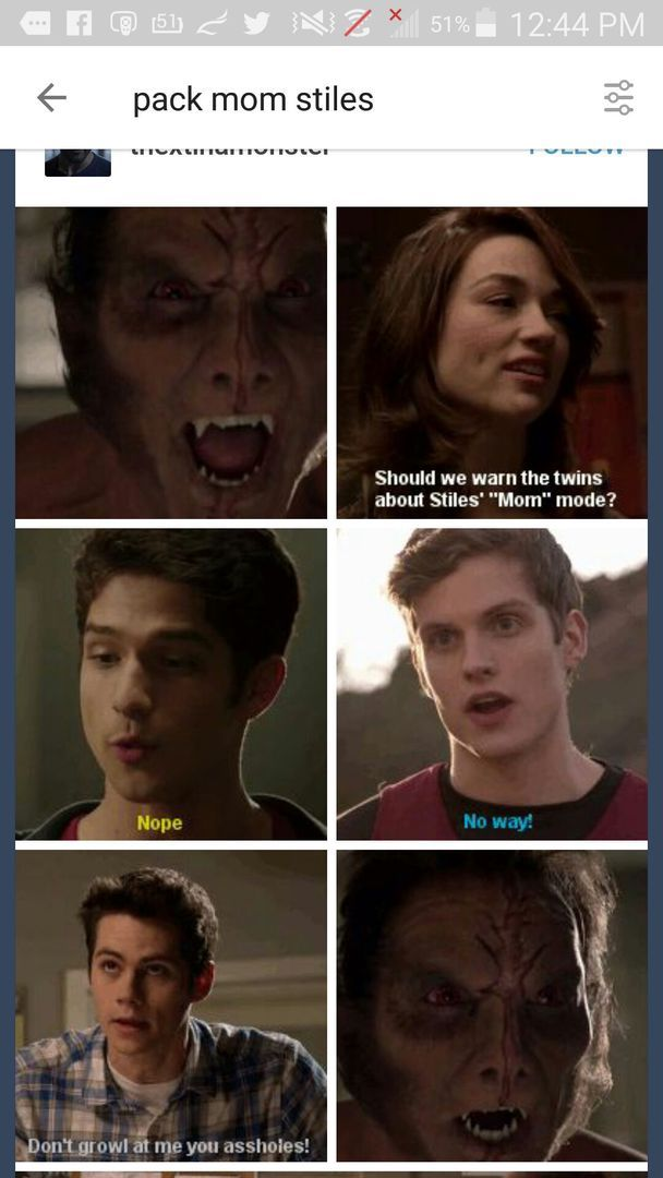 The Pack Mom - Chapter 1 : Those Feelings | Teen wolf in