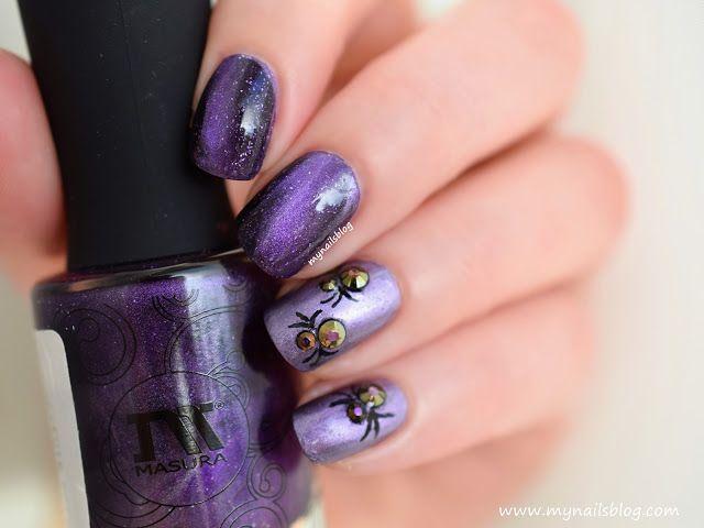 My nails blog: Halloween 2017