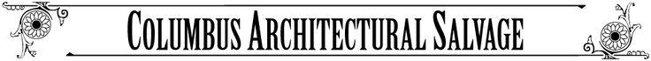 Columbus Architectural Salvage - FURNITURE