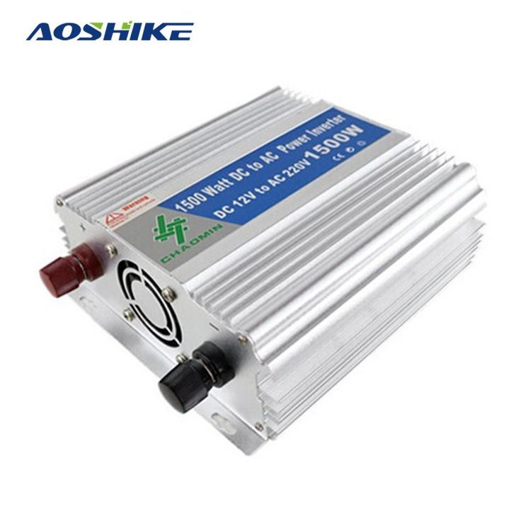 Promo offer US $32.24  Aoshike 1500W Car Inverter Power DC 12V to AC 220V DC 12V Solar Inverter Modified Sine Wave Laptop Adapter Converter Charger  #Aoshike #Inverter #Power #Solar #Modified #Sine #Wave #Laptop #Adapter #Converter #Charger  #BestSeller