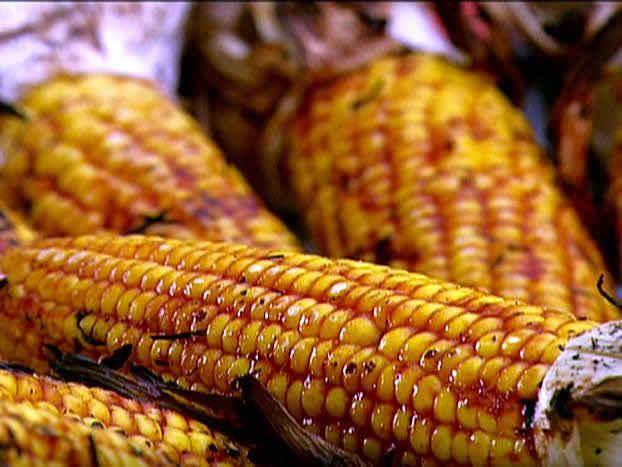 Neelys BBQ Corn from FoodNetwork.com