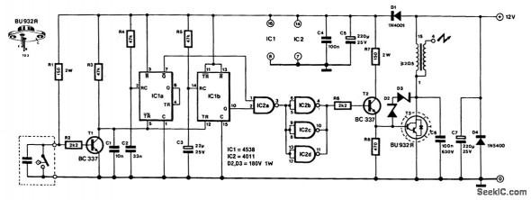 Newtronic Ignition Wiring Diagram | Diagram | Diagram, Wire