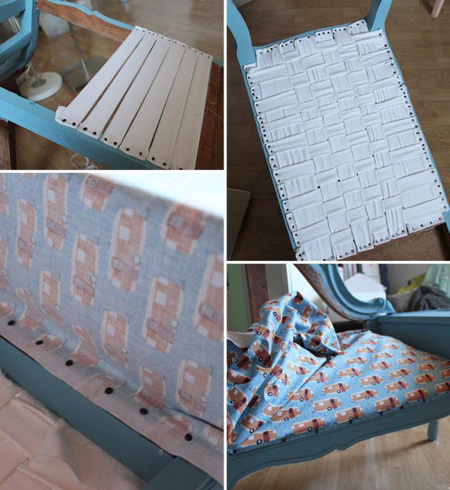 les 185 meilleures images propos de fauteuil chaise relook sur pinterest fauteuils. Black Bedroom Furniture Sets. Home Design Ideas